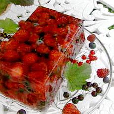 Summer Fruit Terrine